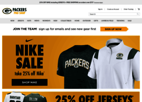 packersproshop.com