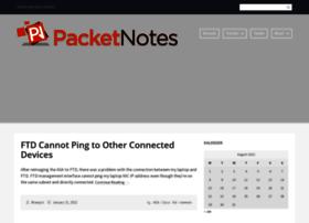 packetnotes.com
