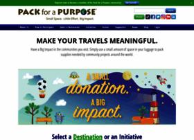 packforapurpose.org