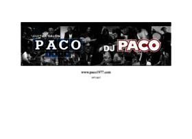 paco1977.com