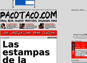 pacotaco.com