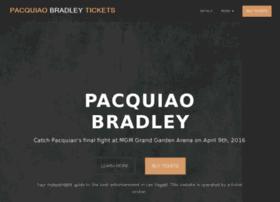 pacquiaobradleytickets.com