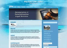pactumlawcenter.n.nu