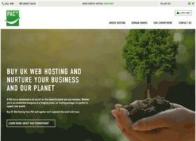 pacwebhosting.com