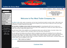 pacwesttrailers.com
