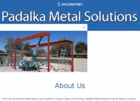 padalkametalsolutions.com.au