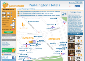 paddingtonhotels.co.uk