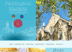 paddingtonmarkets.com.au