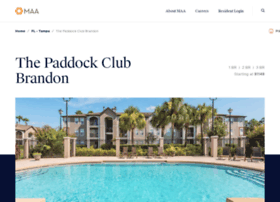 paddockclubbrandon.maac.com