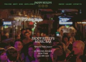 paddyreillysmusicbar.us