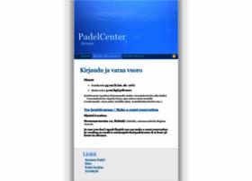 padelcenter.fi
