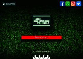 padelclubvalencia.com
