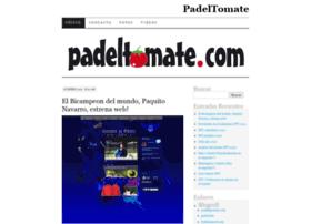 padeltomate.wordpress.com