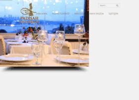 padisahrestaurant.com