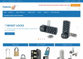 padlocks4less.com