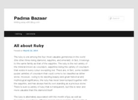 padmabazaar.blog.com