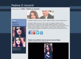 padmagmccord.com