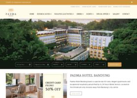 Padmahotelbandung.com