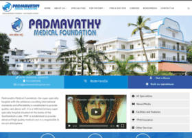 padmavathyhospital.com
