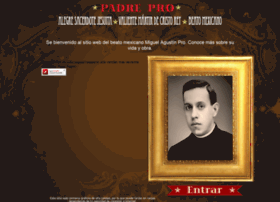 padrepro.com.mx
