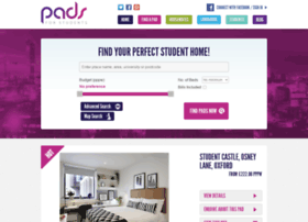 padsforstudents.co.uk