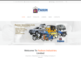 padsonindustries.com