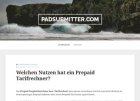padsubmitter.com