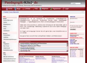 paedagogik-klick.de