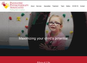 paediatricphysiotherapy.com