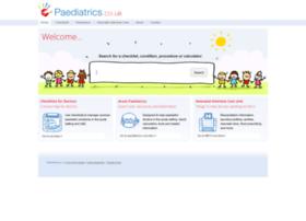 paediatrics.co.uk