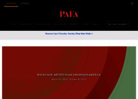 pafa.org