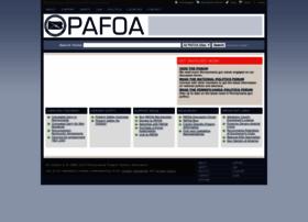 Pafoa.org