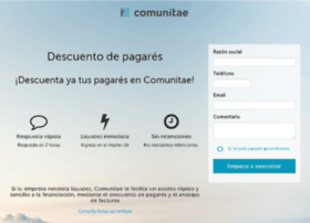 pagares.comunitae.com
