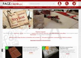 page-ecriture.fr