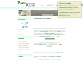 page-rank.es