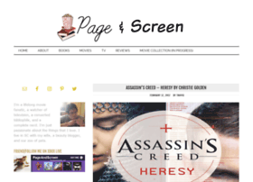 pageandscreen.net