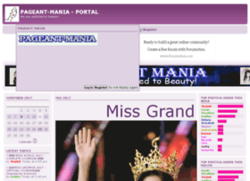 pageant-mania.ephpbb.com
