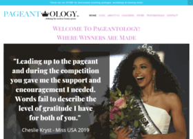 pageantology.com