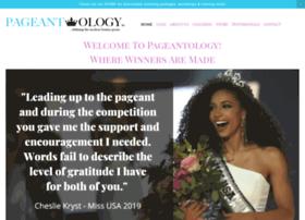 pageantology.com