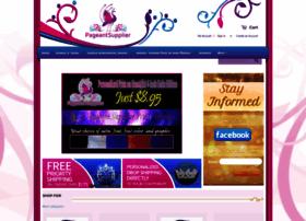 pageantsupplier.com