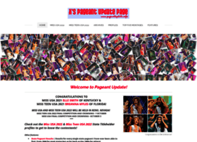 pageantupdate.info