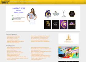 pageantvote.com