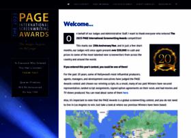pageawards.com