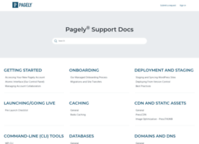 pagely.zendesk.com