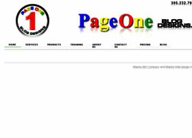 pageoneblogdesigns.com