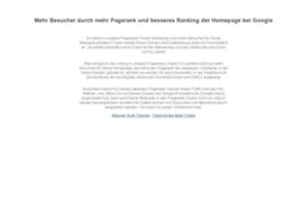 pagerank-suchmaschine.de
