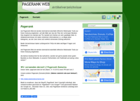 pagerank-web.de