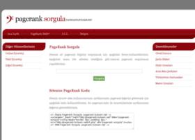 pagerank.bulsam.net