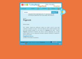 pagerank.turkeyrank.com