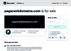 pagerankdomains.com